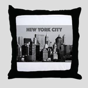 New York City USA - Pro Photo Throw Pillow