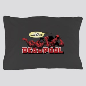 Deadpool Awesome Pillow Case