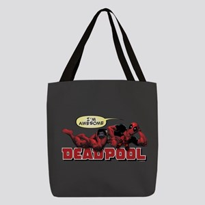 Deadpool Awesome Polyester Tote Bag