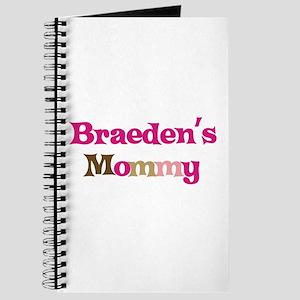 Braeden's Mommy Journal