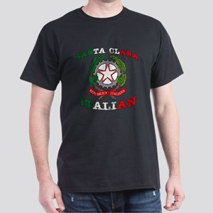 Santa Clara Italian Dark T-Shirt