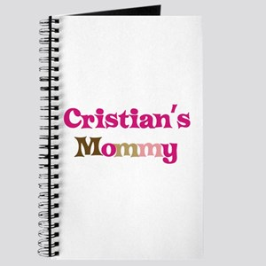 Cristian's Mommy Journal