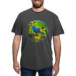 Indigo Bunting Mens Comfort Colors Shirt