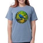 Indigo Bunting Womens Comfort Colors Shirt