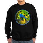 Indigo Bunting Sweatshirt (dark)