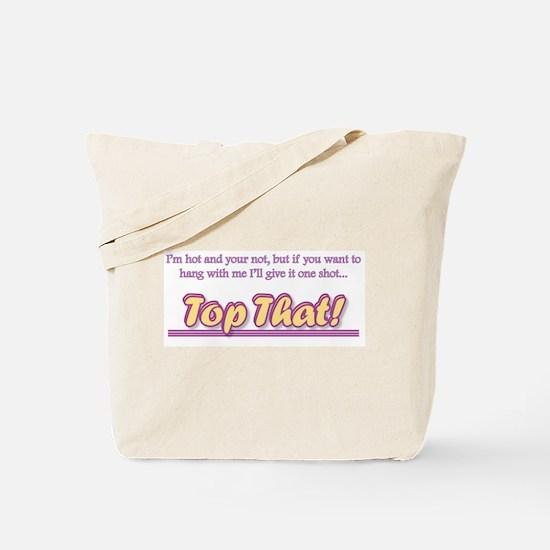 Unique Teen Tote Bag