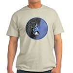 White-Breasted Nuthatch Light T-Shirt