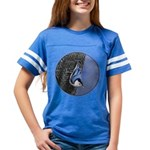 White-Breasted Nuthatch Youth Football Shirt