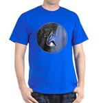 White-Breasted Nuthatch Dark T-Shirt