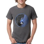 White-Breasted Nuthatch Mens Comfort Colors Shirt