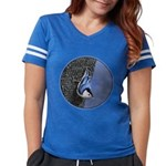 White-Breasted Nuthatch Womens Football Shirt