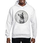 Schnauzer Hooded Sweatshirt
