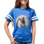 Schnauzer Youth Football Shirt