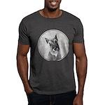 Schnauzer Dark T-Shirt