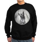 Schnauzer Sweatshirt (dark)