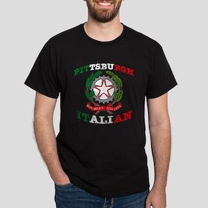 Pittsburgh Italian Dark T-Shirt