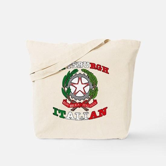 Pittsburgh Italian Tote Bag