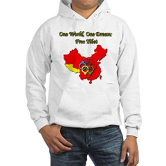 China in Handcuffs Hoodie