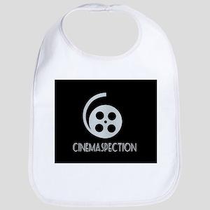 Cinemaspection Podcast Logo small Baby Bib
