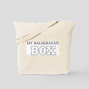 My Balikbayan Box Tote Bag