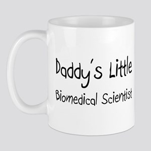 Daddy's Little Biomedical Scientist Mug