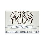 Blue River Horse Center Magnets