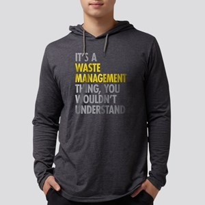 Waste Management Long Sleeve T-Shirt