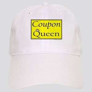 COUPON QUEEN Cap