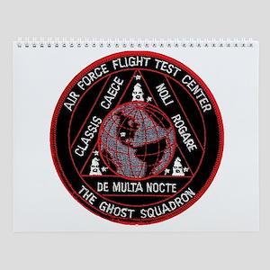 USAF Ghost Squadron Wall Calendar