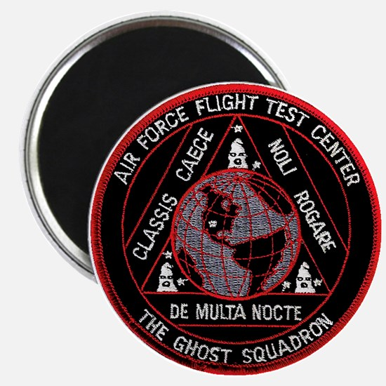 USAF Ghost Squadron Magnet