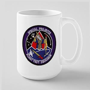 Flight Test Squadron Large Mug