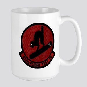 413 Flight Test Sqdn Large Mug