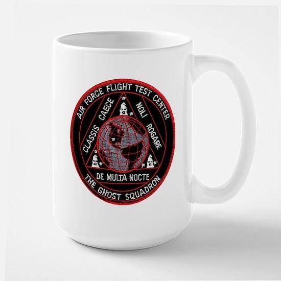 USAF Ghost Squadron Large Mug