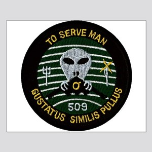 509th Bomb Wing Small Poster