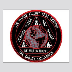 USAF Ghost Squadron Small Poster