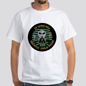 509th Bomb Wing White T-Shirt