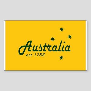 Australia 1788 Sticker