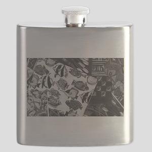 Charcoal Chaos Flask