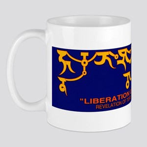 Liberation Upon Sight Mug
