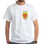 77TH FIELD ARTILLERY VIETNAM White T-Shirt