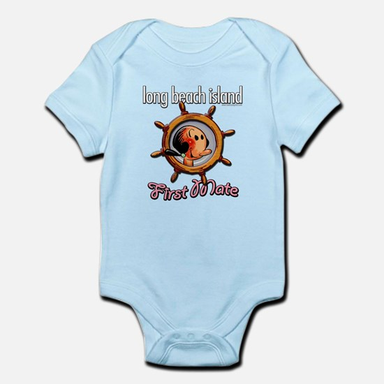 First Mate... Infant Bodysuit