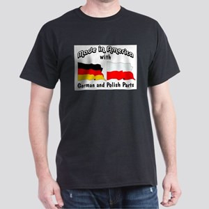 German & Polish Parts T-Shirt