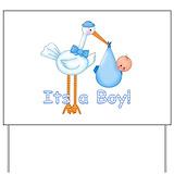 Its a boy Yard Signs