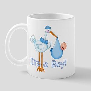 It's a Boy! Stork Mug