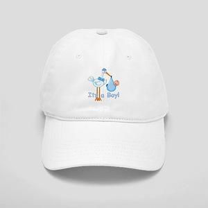 It's a Boy! Stork Cap