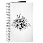 Devil Illustration Journal