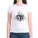 Devil Illustration Jr. Ringer T-Shirt