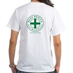 OFFICIAL Reef Rescue Dive Team White T-Shirt