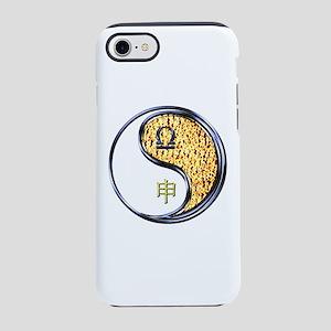 Libra & Fire Monkey iPhone 8/7 Tough Case