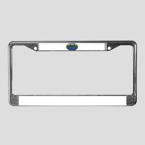 Wells, NY License Plate Frame